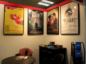 Booth film Indonesia di Cannes 2012