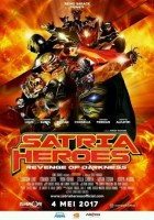 Download Film SATRIA HEROES: Revenge of Darkness HDRip Full