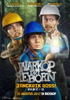 Download Film Warkop DKI Reborn: Jangkrik Boss Part 2 (2017) HDRip Full